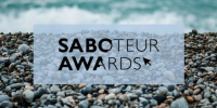 COLLABORATION panel discussion at Saboteur Awards Festival May 18th