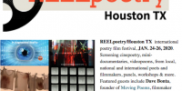 Uprooted at REELpoetry Houston